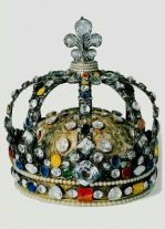 Crown of Louis XV 1722