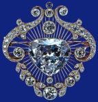 Queen Mary's Brooch - Cullinan V
