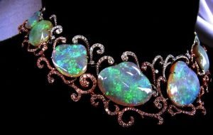 "Karin Tremonti's ""Memoirs of the Ocean"" Necklace"