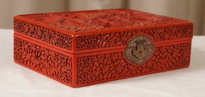 Chinese Cinnabar Box