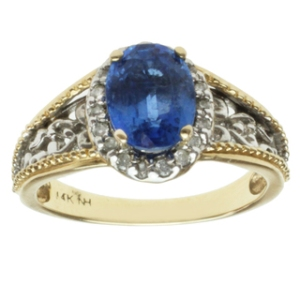 Michael-Valitutti-14k-Two-tone-Gold-Kyanite-and-Diamond-Ring-P15561707