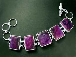 Sugilite-Bracelet