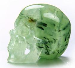 Prehnite-with-Epidote-Carved-Crystal-Skull-Sculpture-01