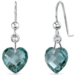 stylish-9.50-carats-heart-shape-created-green-spinel-earrings-in-sterling-silver-rhodium-nickel-finish_26350935