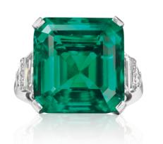 the rockerfella emerald