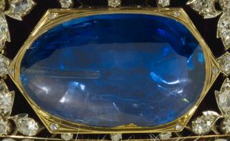 the stuat sapphire
